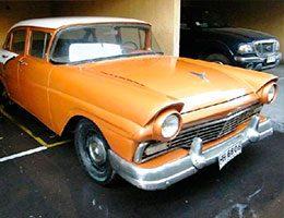 Ford-Custom