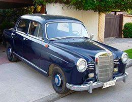Mercedes-Benz-180